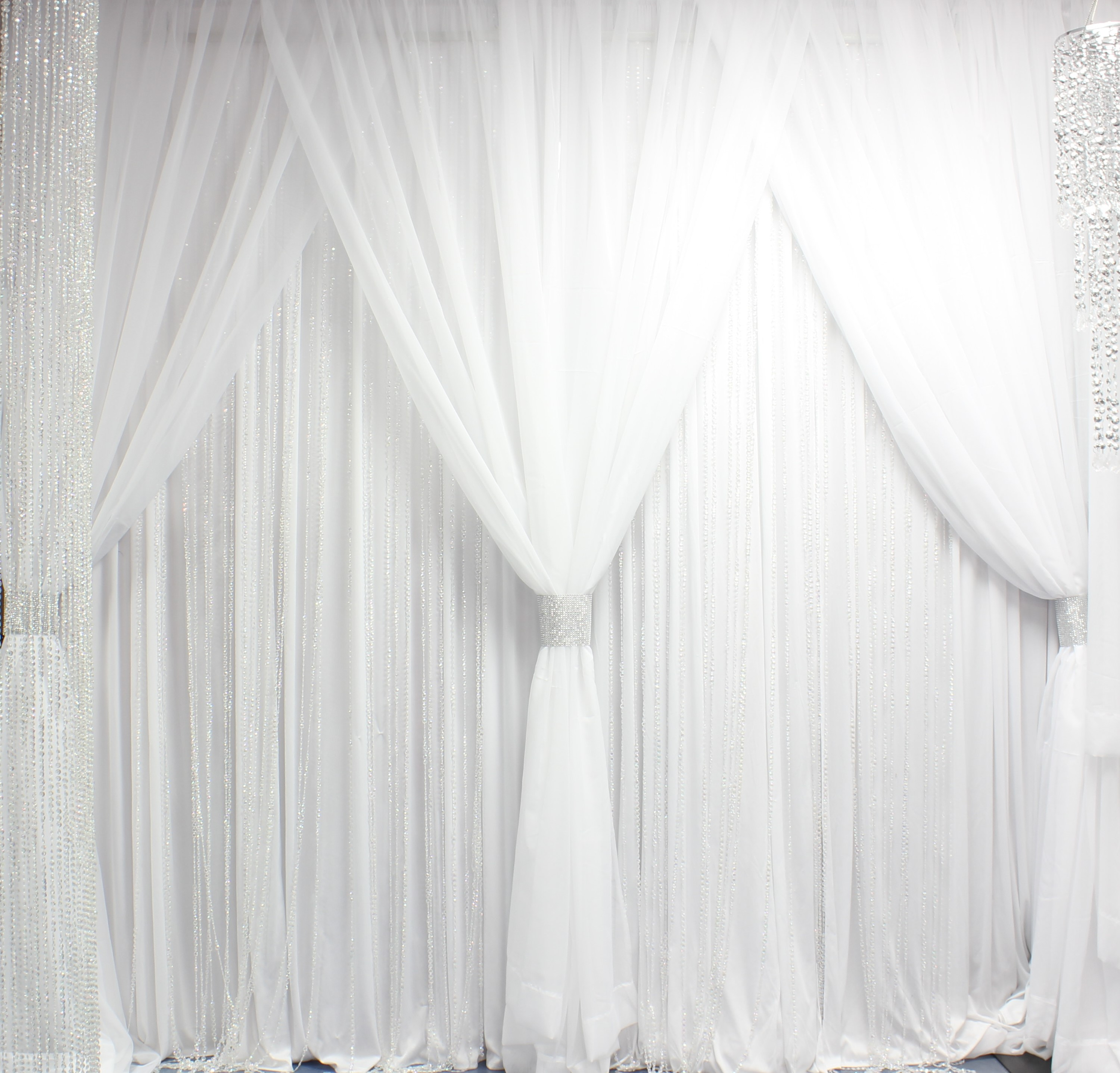 Captivating Curtains Picture On White Curtain Backdrop With Background Curtains